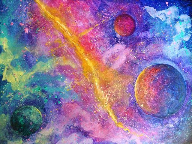 Vibrant space