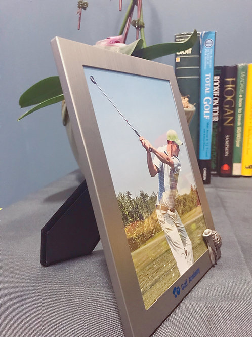 Steel Photo Frame