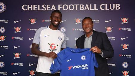 Fix: Rüdiger wechselt zum Chelsea FC