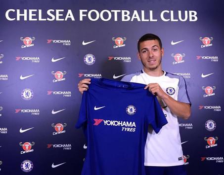 Amtlich: Dritter Hazard-Bruder zum Chelsea FC