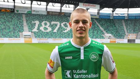 FC St.Gallen verpflichtet 19-jährigen Chelsea-Spieler