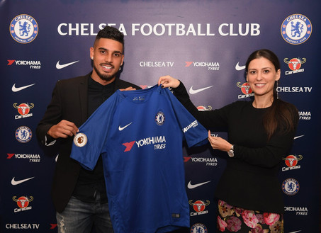 Fix: Chelsea nimmt Emerson Palmieri unter Vertrag