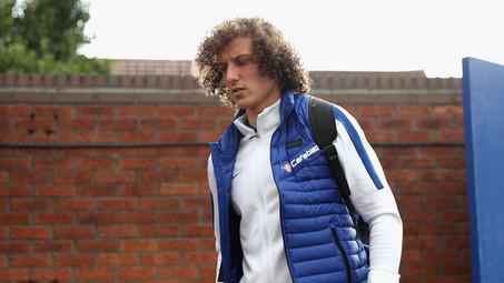 """Antonio Conte: Zukunft von David Luiz bei Chelsea? """"Ich weiß es nicht"""""""