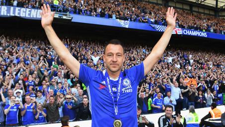 Chelsea- und England-Legende John Terry beendet seine Profikarriere