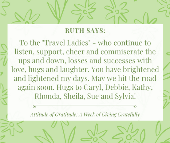 FROM RUTH