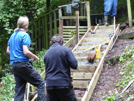 Earlston Paths Crowdfunding Appeal