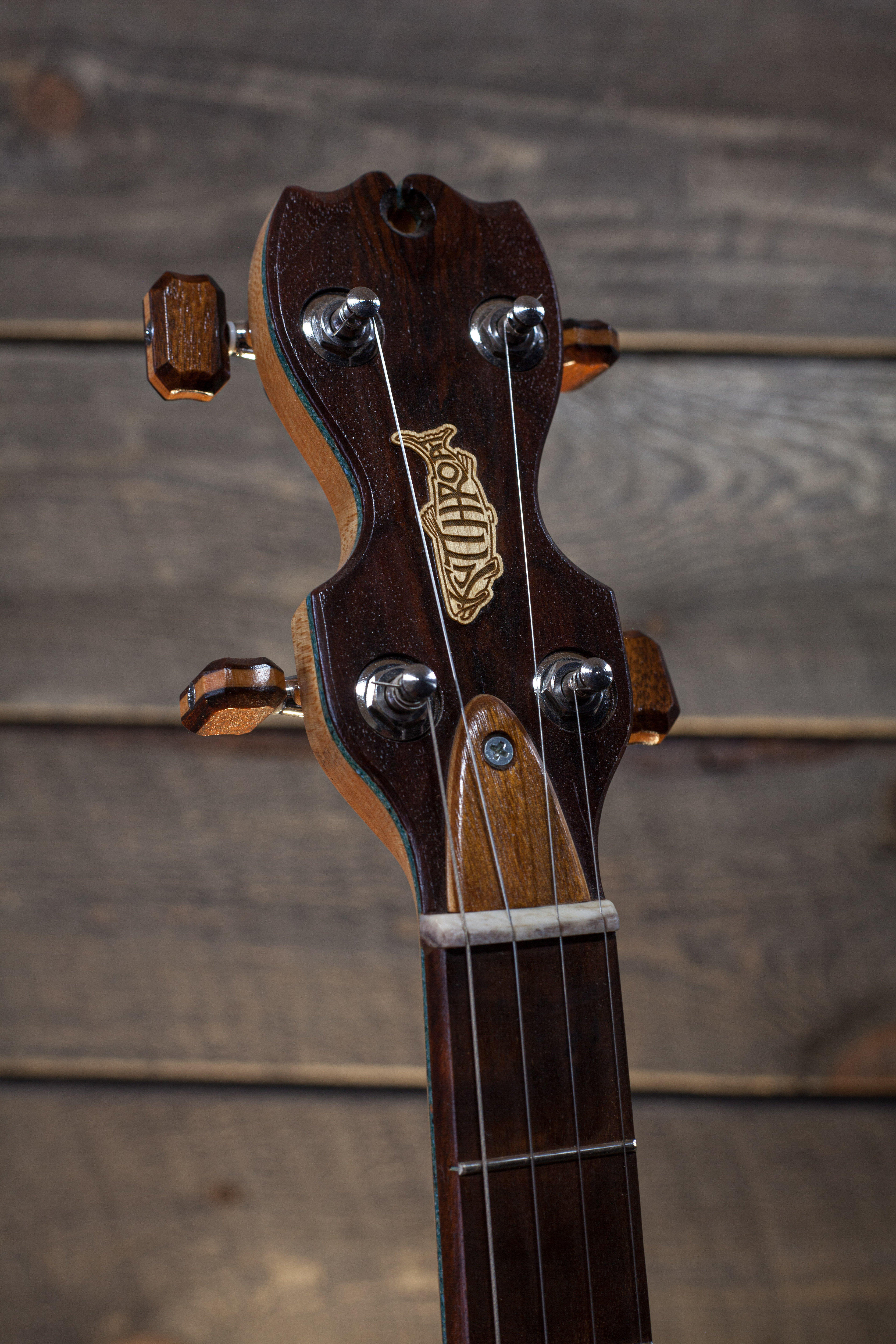 Kutthroat StringWorks Open Back Banjo | RockyMtnGuitarCo