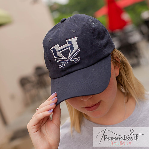 Raider Navy Hat
