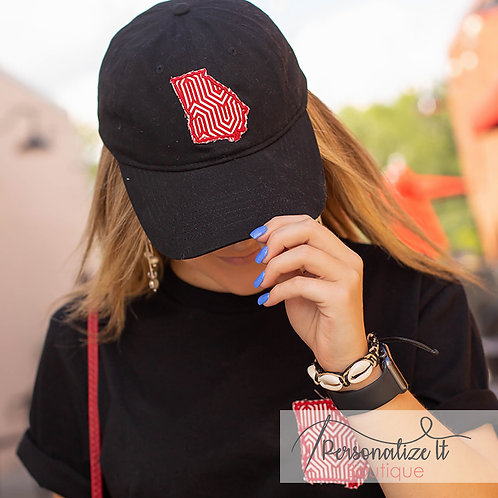 Georgia Appliqué Hat