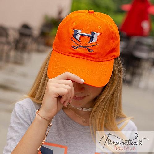 Raider Orange Hat