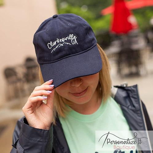 Clarkesville GA Hat