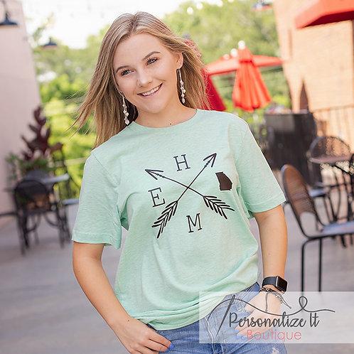 Georgia Arrows T-Shirt