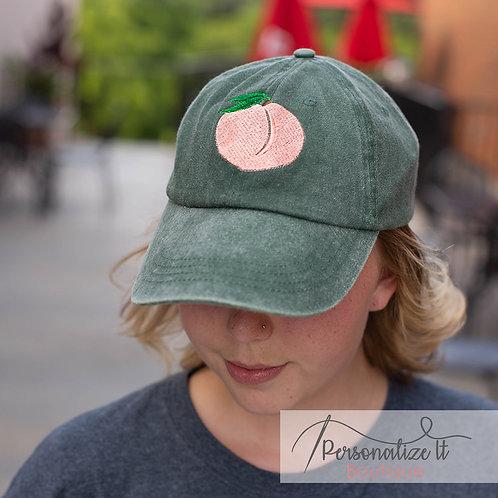 Georgia Peach Hat