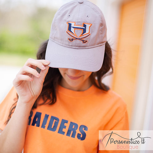 Raider Grey Hat