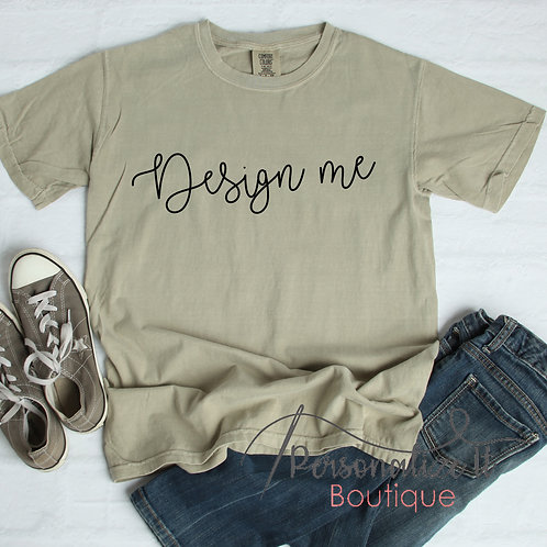 Comfort Color Short Sleeve T-Shirt