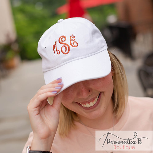 Empire Monogram Hat