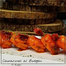 Camarones al Bodegon