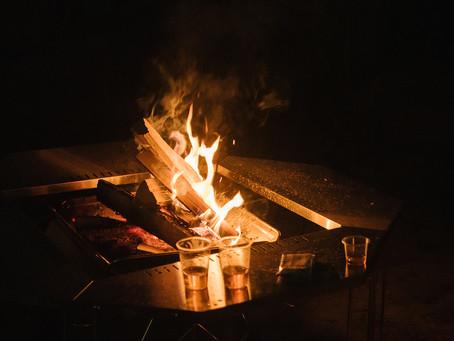 Vol.01レポート後編「火をたやさないために、たくらみはつづく」