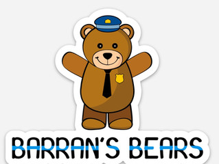 Barrans Bears has reached 500 likes!