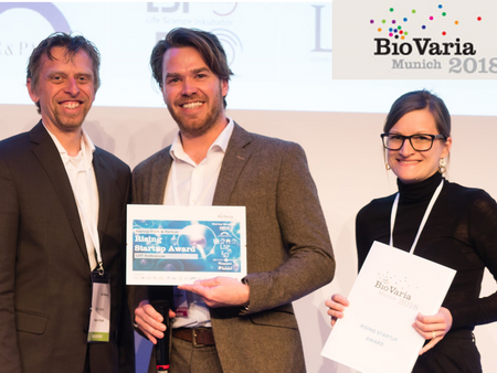 LIfT BioSciences Wins BioVaria 2018
