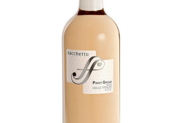 Sacchetto Pinot Grigio Blush