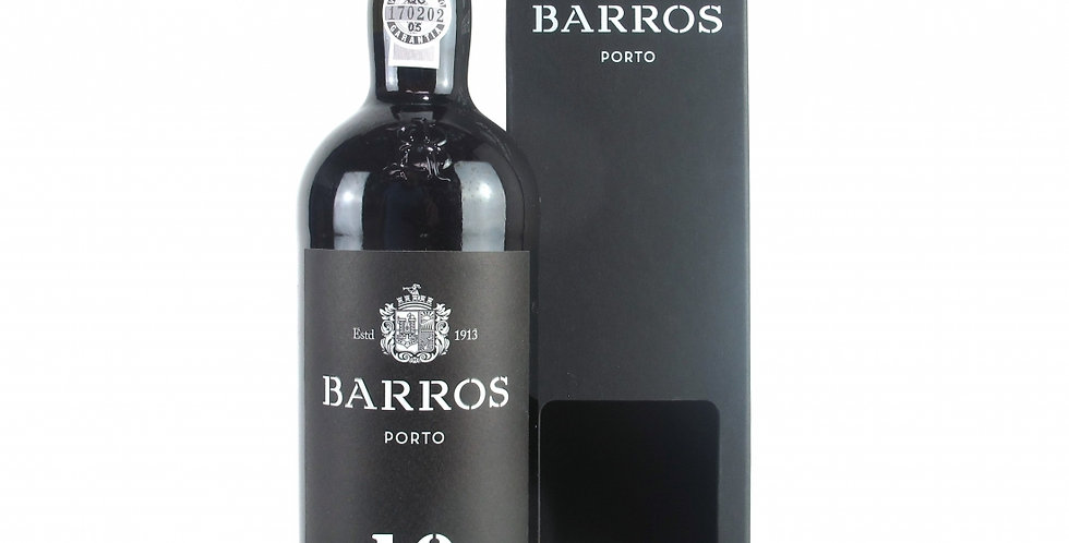 Barros 10 Year Gift Box
