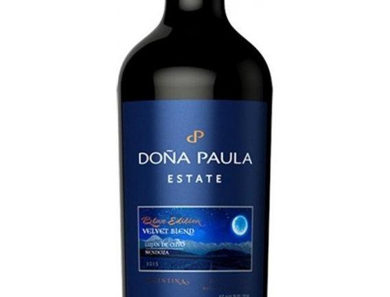 Doña Paula Blue Edition Velvet Blend