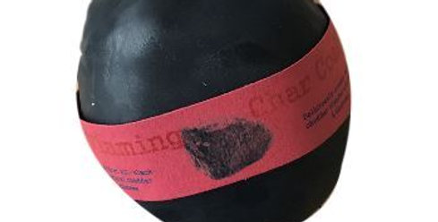Charcoal Cheddar Flaming