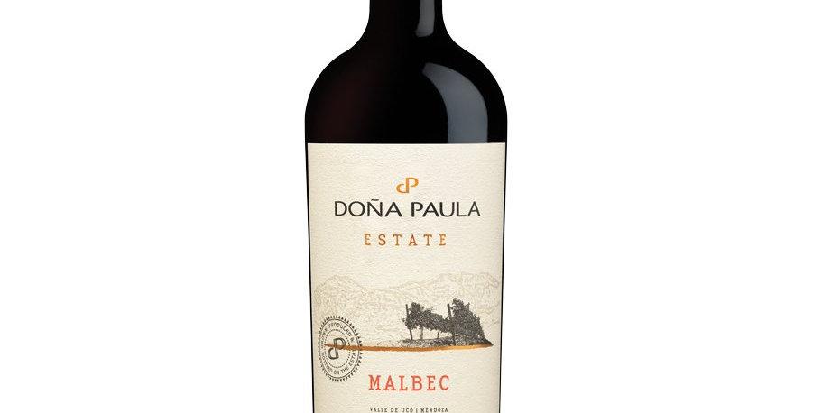 Doña Paula Malbec, Estate