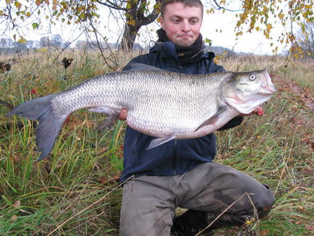 Индивидуальная рыбалка с Гидом в Калининградской области!