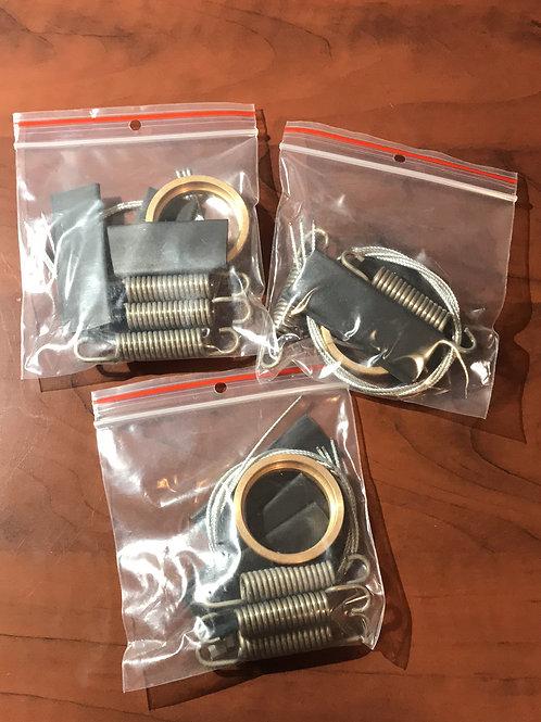 Vittorazi muffler bronze bushing kit