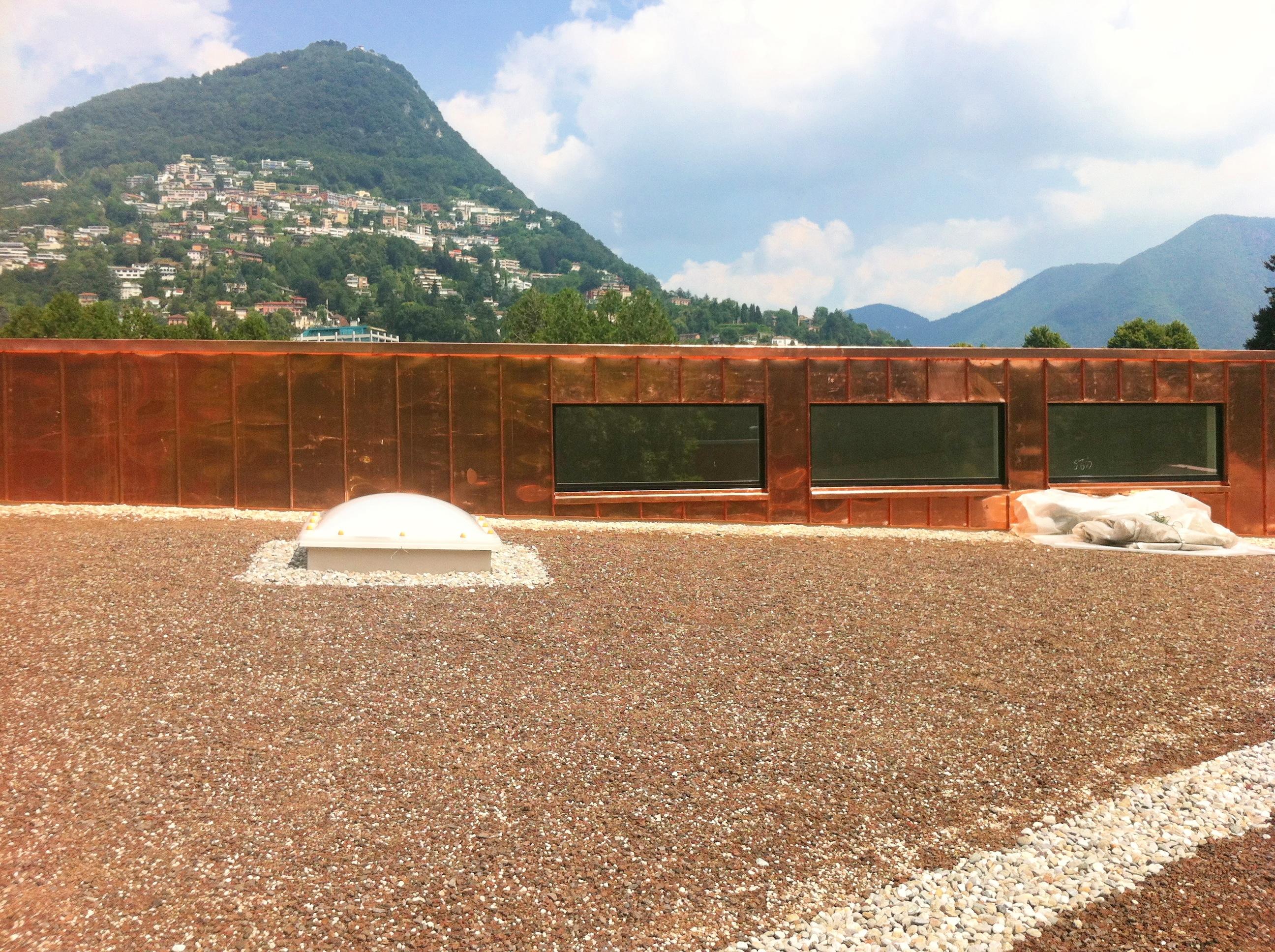 Lugano - Nuova sala Metrò