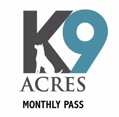 K9 ACRES Monthly Unlimited Play Pass