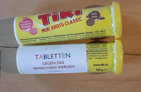 Sprudel-Tabletten