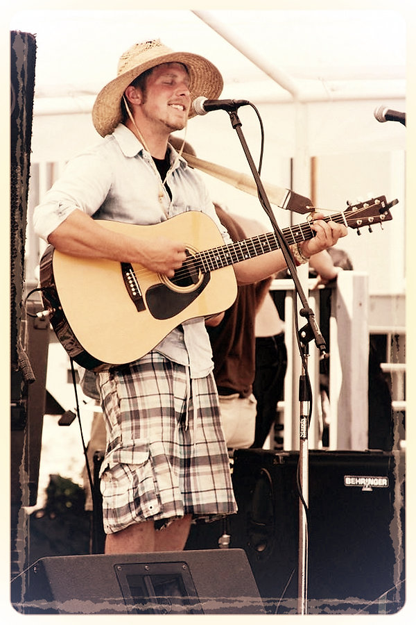 Joel Taylor Live at Summer Music Festival