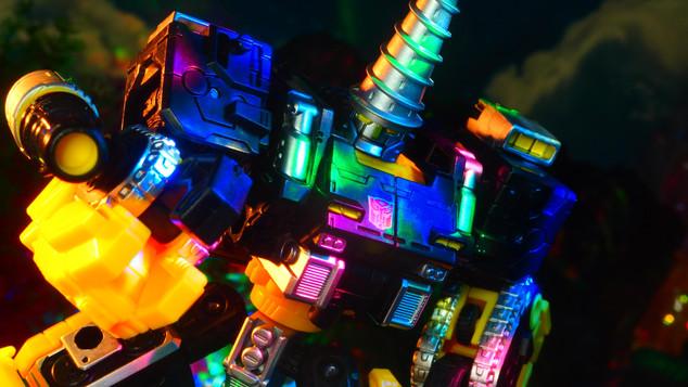 パワーダッシャードリル.Powerdasher Drill(Transformers Generation Selectsトランスフォーマージェネレーションセレクト)〔Husbro ハスブロ〕