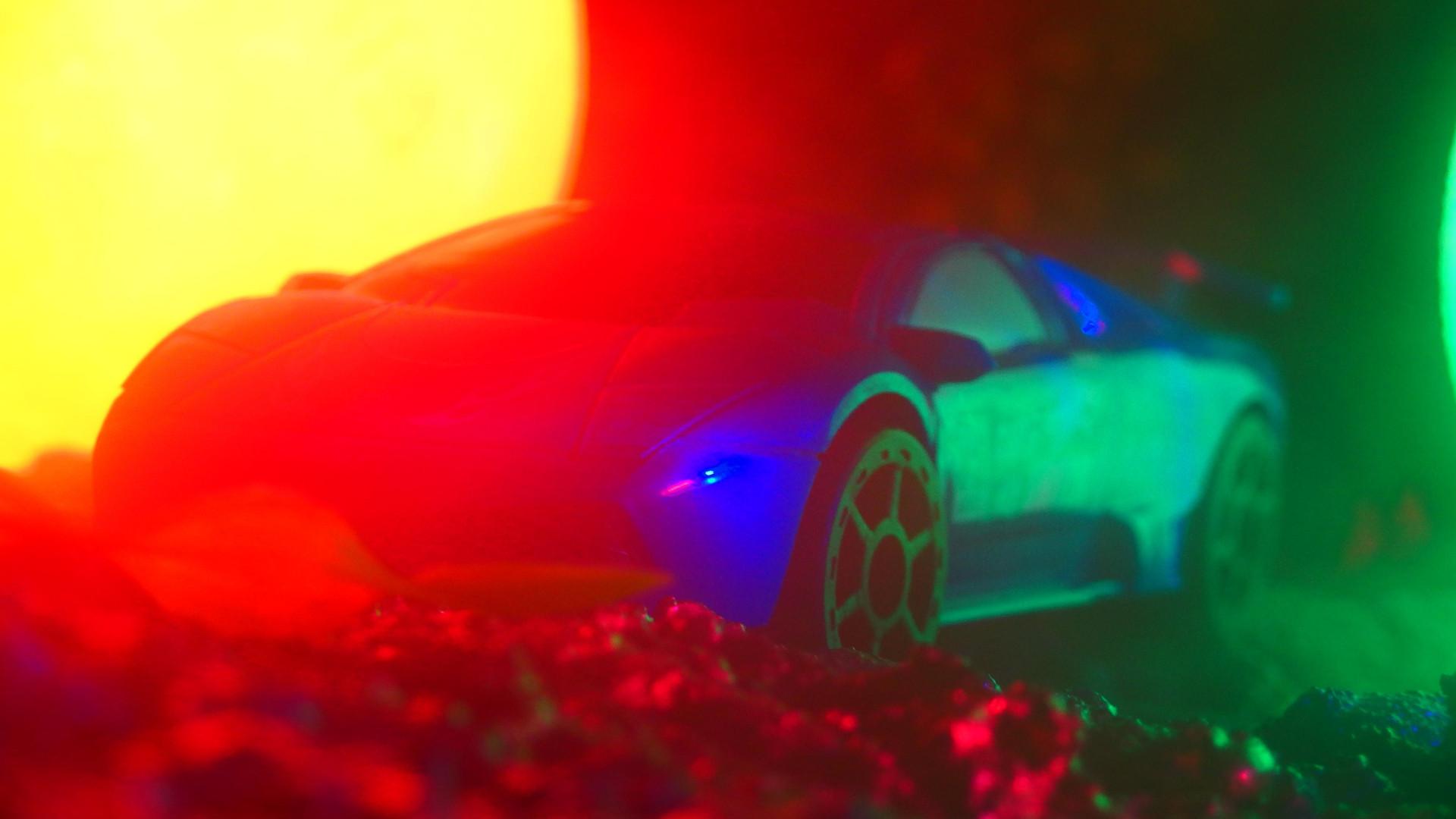 疾风战神 梓育玩具 战车模式 全新升级超炫造型 オレンジ青