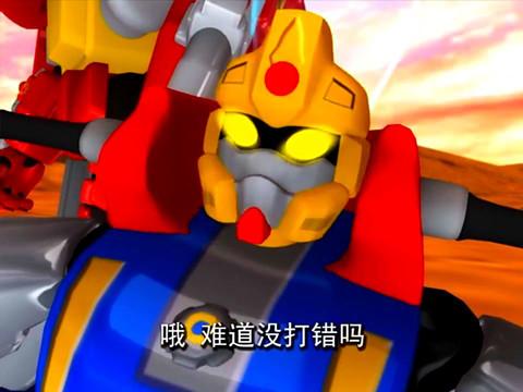 【国产】百变机兽之洛洛历险记【2008】 04 力霸天战士Libatian wa