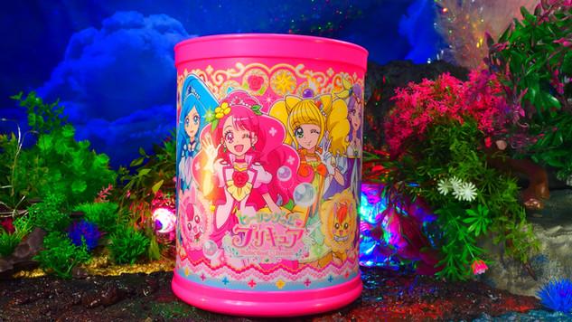 プリキュアサークルBOX(菓子5種入) (ヒーリングっどプリキュア)〔ハート〕