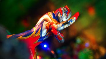 ウルトラマンメビウス フェニックスブレイブ HD-S ウルトラマン 歴戦の勇者と迫り来る侵略者編 〔BANDAI〕