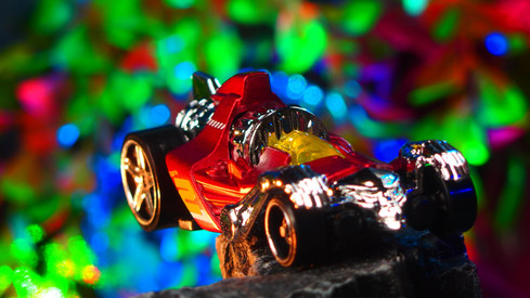 TUR-BONE CHARGED 145250ROD SQUAD 110〔ホットウィール Hot Wheels〕