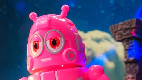 粉小萌 フェンシャンモング 핑크 ピンク(机甲战队)〔라바 Larva 爆笑虫子 ラバー〕