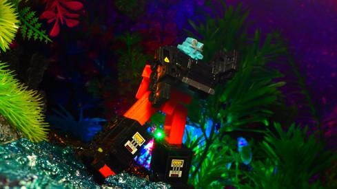 ムーブ宇宙攻撃部隊スペースマイクロン.アストロブラスター.太空兵-大合體