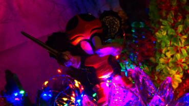 ザビタン(アクマイザー3) 東映特撮ヒーロー フィギュアキーホルダーVer.2 〔バンプレスト〕