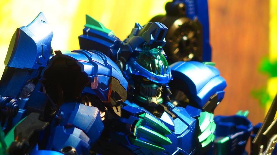 クライオファイヤー ドラゴンメガトロンPsychro Knight サイクロナイト PE-DX09B〔Perfect Effect〕