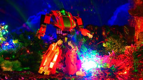 陆甲烈焔机器人:ルジャーイェイヤン[DEFORMATION ROBOT] 〔夏宝玩具 XIABAO TOYS〕 {FoC ROADBUSTER(ロードバスター)}