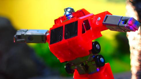 ファイヤーシージー CG-02 CGロボ