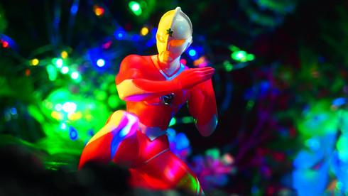 ウルトラマンジョーニアス( アニメカラーver. )  [アルティメットソリッドウルトラマン04]〔バンダイ〕