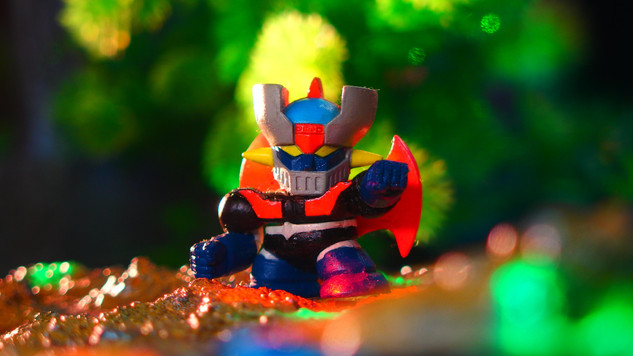 マジンガーZ (フルカラーコレクション スーパーロボット大戦 ガシャポ)〔BANDAI〕