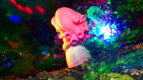 ローズ・クォーツ(Rose Quartz) Mystery Assorted Mini Vinyl Figures ミステリー盛り合わせミニビニールフィギュア 〔Steven Universe スティーブン・ユニバース〕